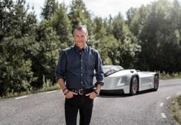 Вице-президент подразделения автономных решений Volvo Trucks Микаэль Карлссон.